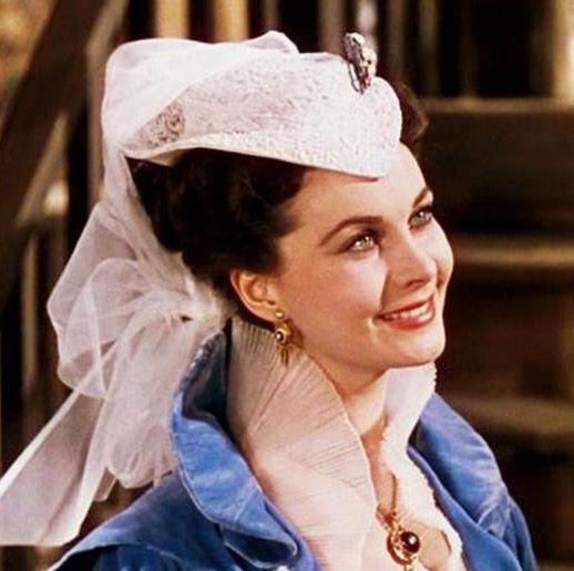 Vivien Leigh as Scralett O'Hara