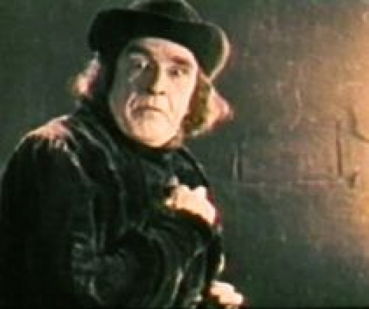 Brandon Hurst as Jehan Frollo
