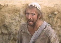 Graham Chapman as Brian The Life of Brian