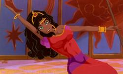 Esmeralda, The Hunchback of Notre Dame
