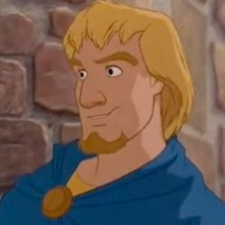 Phoebus of Hunchback of Notre Dame