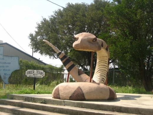 Rattlesnake Monument