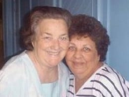 Mom and Gladys