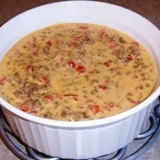 rotel cheese dip recipe