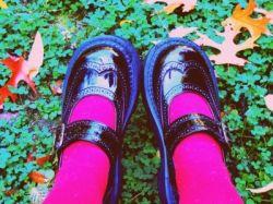 Gothic Mary Jane Shoes