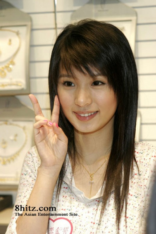 Taiwan Beautiful Idol - Hebe Tian Fu Zhen