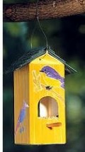 Repurposed Bird Feeder