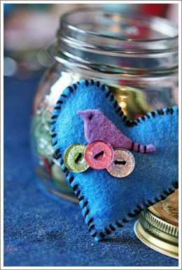 Kids Can Create Gifts From Felt
