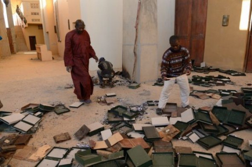 Maliâs Culture War - The Fate of the Timbuktu Manuscripts