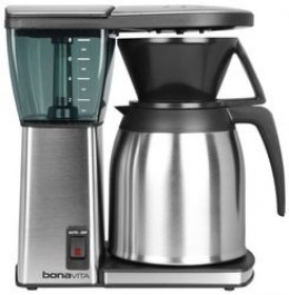 Bonavita Coffee Maker Not Hot : The Best Drip Coffee Maker With Thermal Carafe