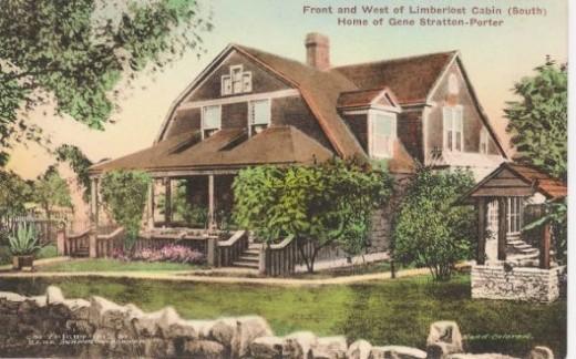 The Limberlost Cabin