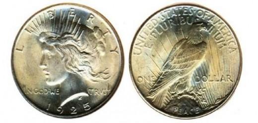 1925-S Peace Dollar, Peace Dollar Key Date