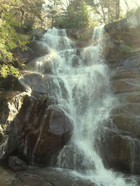 The Ramsey Cascades