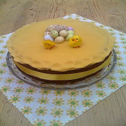 Simnel Cake- A Traditional Easter Cake Recipe