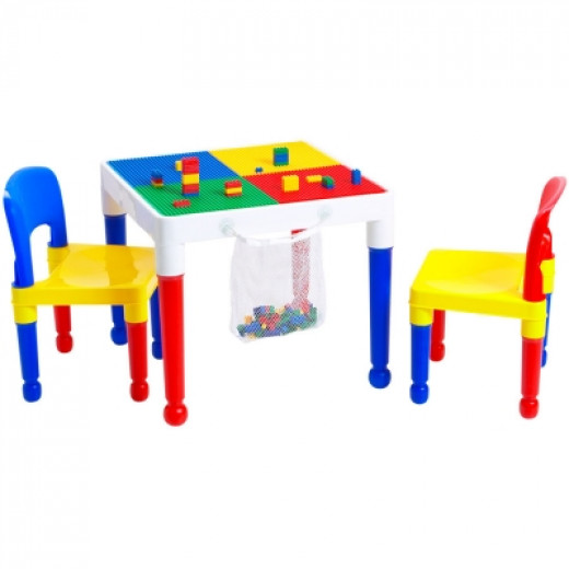 Comes with Two Kids Sized Chairs