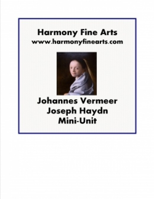 Vermeer and Haydn Cover
