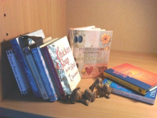 miniature book collection