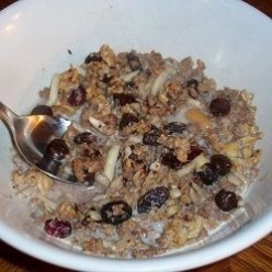Hot Cereal Mix Recipe