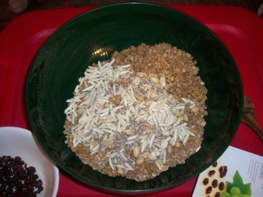 Healthy and Nutty Homemade Hot Cereal