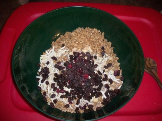 Adding Dried Fruit to Homemade Hot Cereal