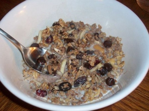 Homemade Hot Cereal Recipe