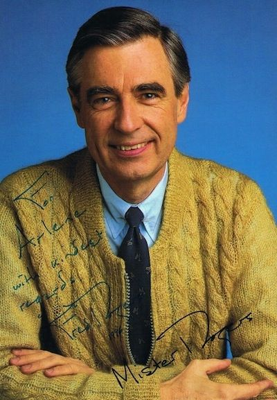 Mr Rogers quotes and wisdom