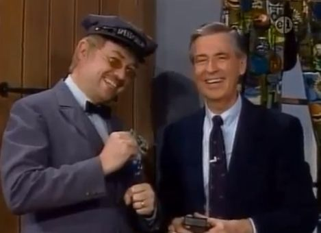 Mr Rogers Mr McFeely