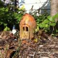 Garden fairy home