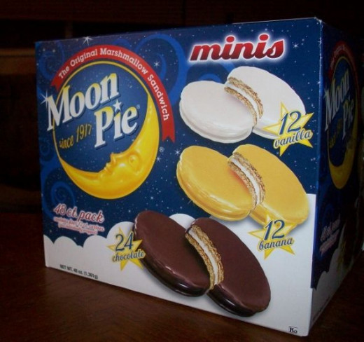 Moon Pies I Used for this Craft