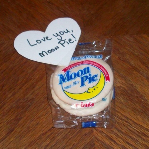 A perfect homemade Valentine's Day gift for Big Bang Theory fans.