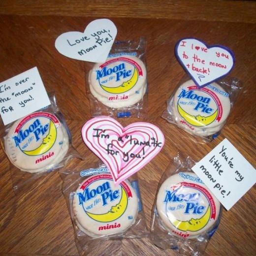 Moon Pie Valentines Day Crafts