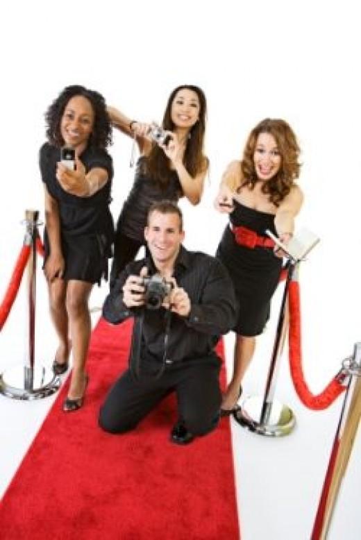 celebrity red carpet