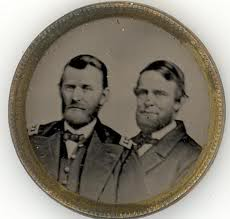 Ulysses S. Grant and Schuyler Colfax