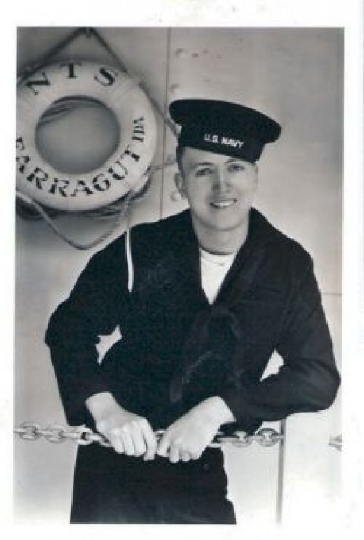 Dad was always proud to be a Seabee
