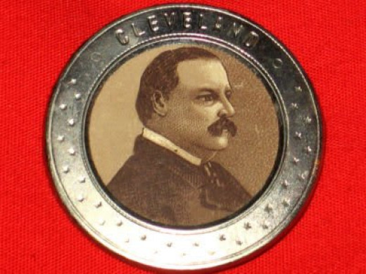 Grover Cleveland, the 22nd & 24th President of the United States