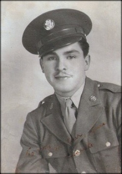 Claude Cordova - United States Army He landed on Omaha Beach on D-day, June 6, 1944, his birthday!