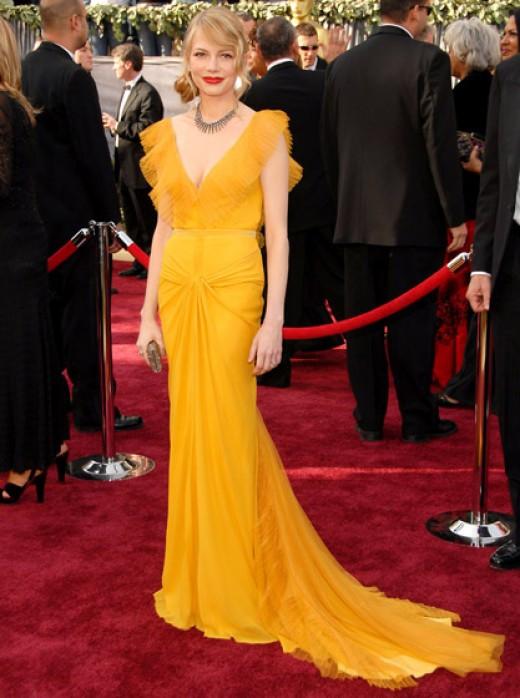 Michelle Williams Oscars 2006