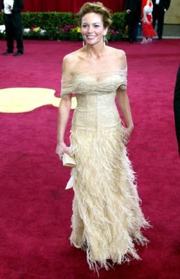 Diane Lane Oscars 2003