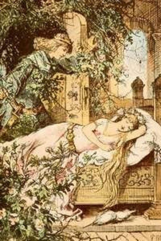 Your blog without proper care reminds of the Sleeping Beauty!