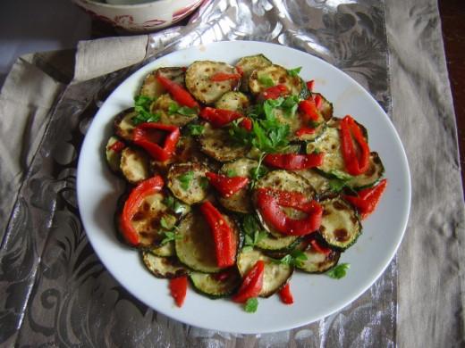 A Limousin salad