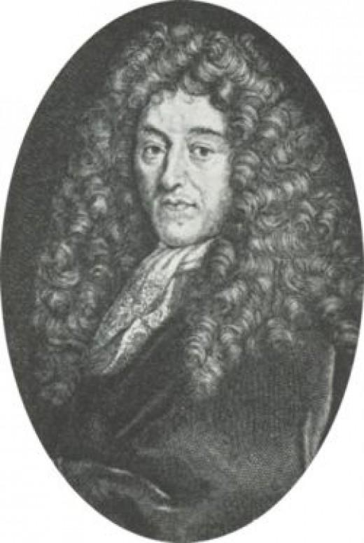 Portrait de Jean de La Quintinie (1626-1688)