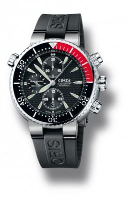 Oris Diver's Chronograph