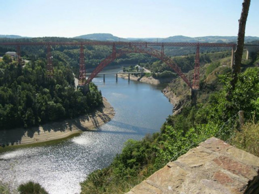 The Garabit Viaduct courtesy of Alex Potter