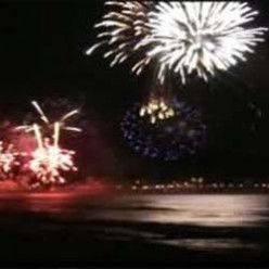 Spectacular Firework Displays in France