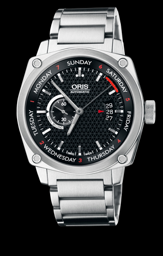 Oris BC4 Pointer Day