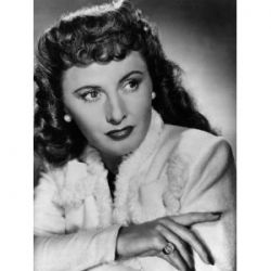 Poster 'Christmas in Connecticut, Barbara Stanwyck', 1945 Photographic Poster Print, 18x24