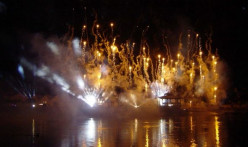 Firework Displays in Britain and France