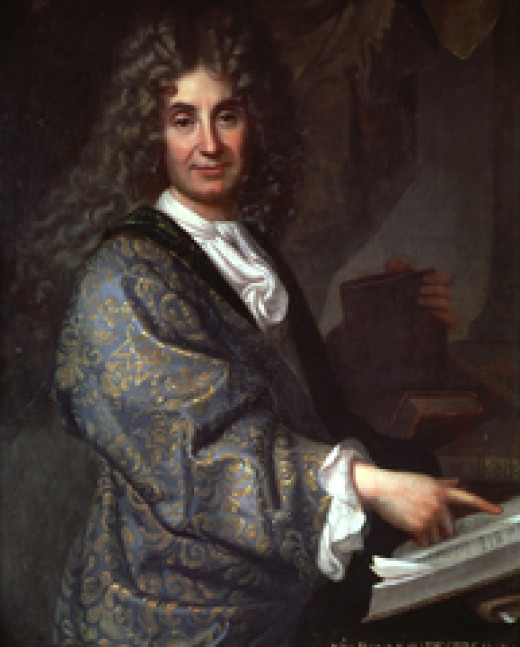 Nicolas Boileau, leader of Ancients