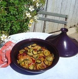 My Tajine and tagine pot