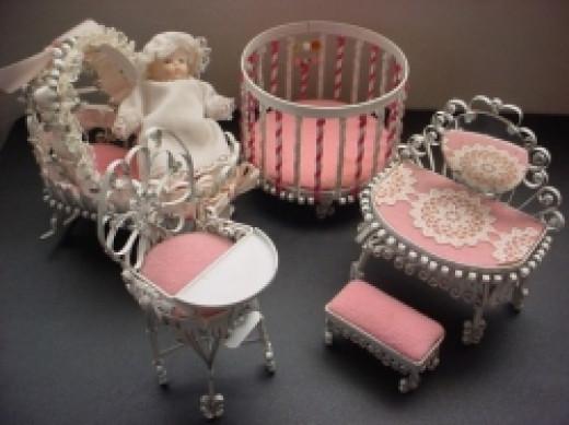 Tin Can Doll Furniture
